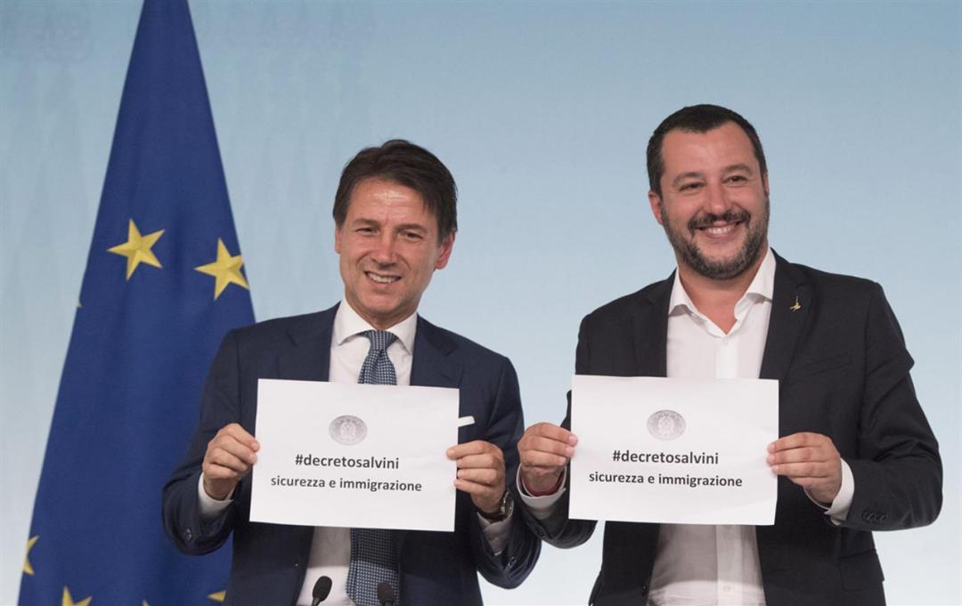 Decreto Salvini
