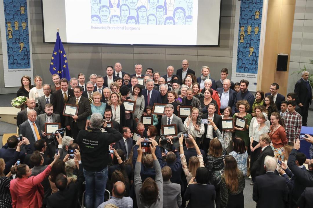 Cittadino Europeo 2018 Grupp