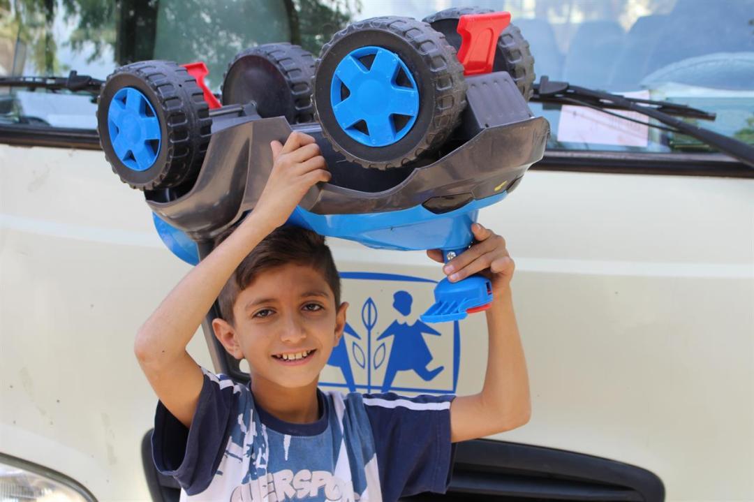 Sos Children Villages Siria