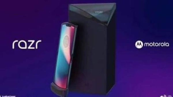 Motorola RAZR foldable phone to launch by 2019-end, claims report