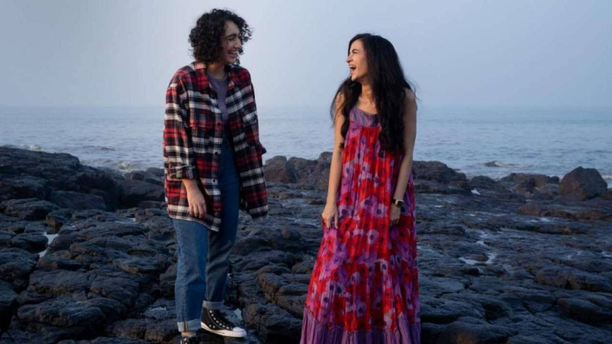 Feels Like Ishq' is sweet reminder of love, its complications   NewsBytes