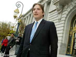 Matt Gonzalez ran for mayor of San Francisco in 2003.