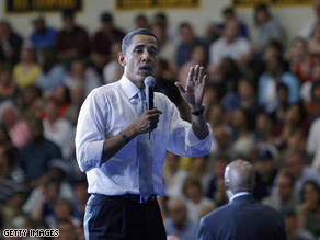 College graduates supported Obama in Pennsylvania's primary Tuesday.