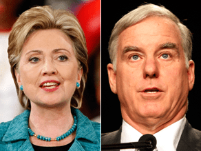 Dean suggested Monday either Clinton or Obama should drop out shortly after the last primary.