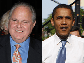 Limbaugh now wants Obama to be the Democratic nominee.