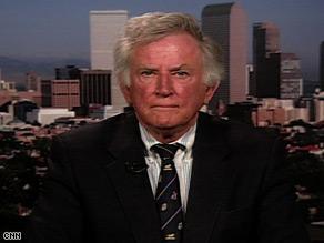 Gary Hart strongly defended Barack Obama, calling Bush's remarks hypocritical.