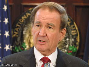 One of your questions could be asked to Pat Buchanan.