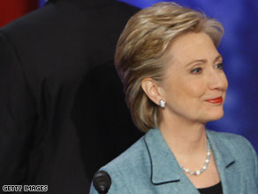 Clinton told New York lawmakers Tuesday she's open to serving as VP.