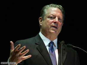 Gore has not ruled out a future presidential run.