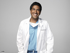 Dr. Sanjay Gupta says his upcoming birthday motivated him to launch the fitness forum with viewers. He wants himself, and America, to get in the best shape of their lives.
