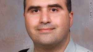 Maj. Nidal Hasan, 39, an Army psychiatrist and the sole suspect, was wounded in the November 5 shooting.