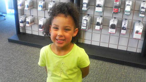 Police say Shaniya Davis, 5, was sold into prostitution by her mother.