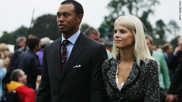 Elin Nordegren entered a high-profile world when she married superstar golfer Tiger Woods.