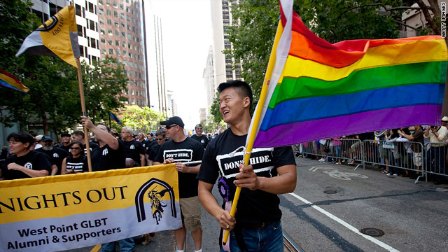Army National Guard Lieutenant Dan Choi has spoken out against 'don't ask, don't tell' since publicly coming out.