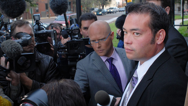Jon Gosselin has been at the center of the public eye for a good part of the year.
