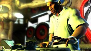 "Activision's ""DJ Hero."""