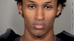 Mohamed Osman Mohamud is a naturalized U.S. citizen from Somalia..