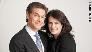 Lisa Oz shares some wisdom she obtained during 25 years of marriage to Dr. Mehmet Oz.