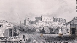 Image result for 1835 – The 1835 Concepción earthquake destroys Concepción, Chile.