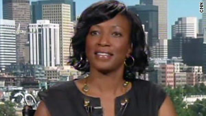 Nita Hanson told CNN she was offended that Schlessinger criticized her interracial marriage.