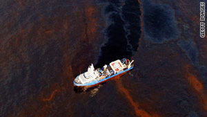 The Gulf of Mexico oil disaster is man-made. But there can be man-made soltuions to save our oceans.