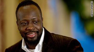 "A source tells CNN that Wyclef Jean will announce his presidential run in Haiti on ""Larry King Live"" on Thursday."
