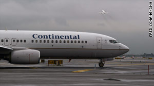 The air marshals were arrested in Brazil after they arrested the wife of a Brazilian judge aboard a Continental flight.
