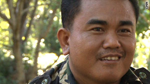 Aki Ra estimates that he and his group have cleared more than 50,000 land mines and unexploded weapons.