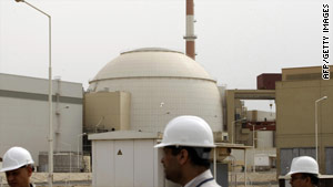 Draft report from U.N. watchdog agency says Iran could secretly be working on a nuclear bomb.
