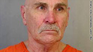 Earl Albert Moore was released from a federal prison a week before the bombing attempt, a law enforcement source says.