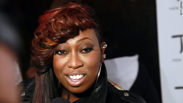 After undergoing radiation combined with medication for Graves' disease, Missy Elliott is back and feeling better.