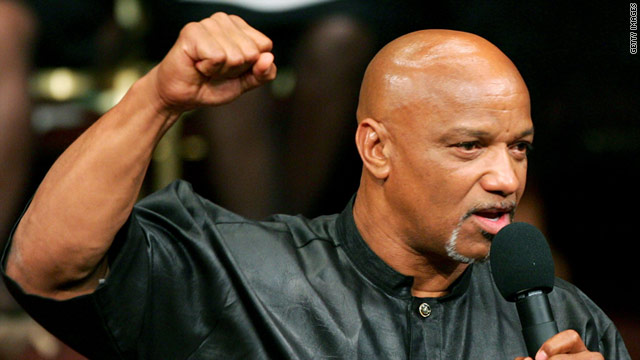 "Elmer ""Geronimo"" Pratt spent 27 years in prison for a murder he says he didn't commit. His conviction was later overturned."