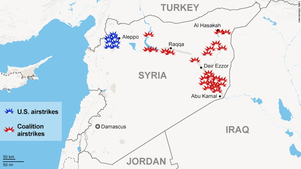 Image result for map syria turkey jordan air base attacked by united states