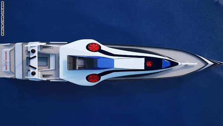 التصميم الأولي يشير يظهر هذا المجسم كيخت، لكنه يمكن أن يتحوّل ببساطة إلى مروحية أو طائرة نفاثة.