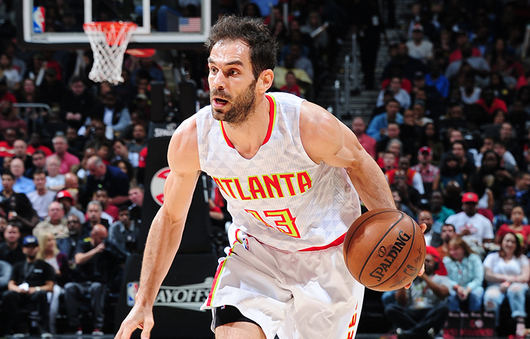 Image result for jose calderon hawks