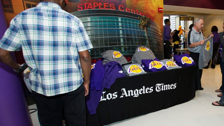 Suite Staples Center C 10