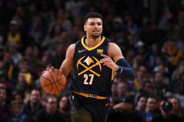Image result for nuggets clippers jamal murray