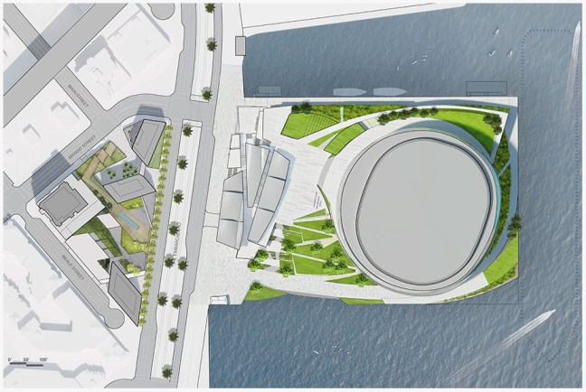 New Arena For Golden State Warriors