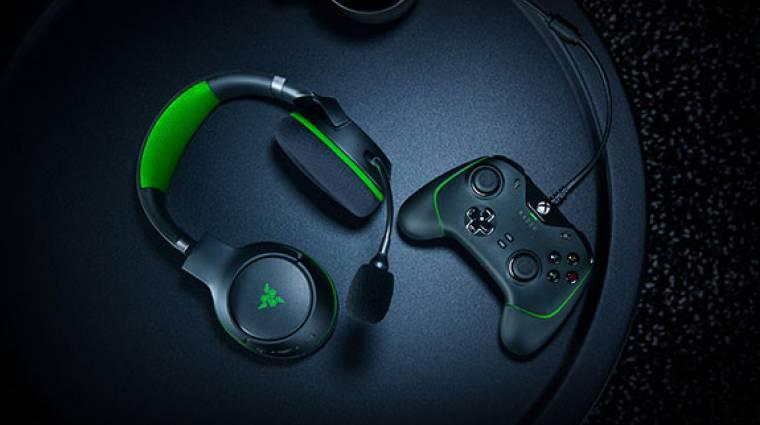 A Razer Xbox Series X-hez készült kontrollere ergonómiai tökéletességet ígér - PC World