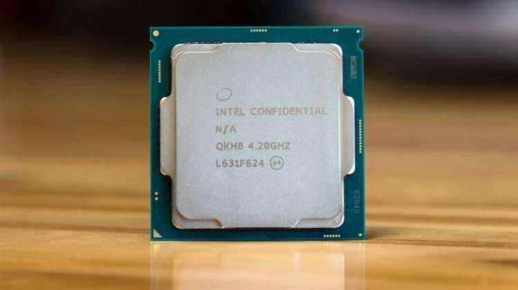 Intel greift mit 6-Kern-Prozessoren von Coffee Lake an