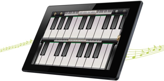 Real Piano Free APK Free Android App download - Appraw
