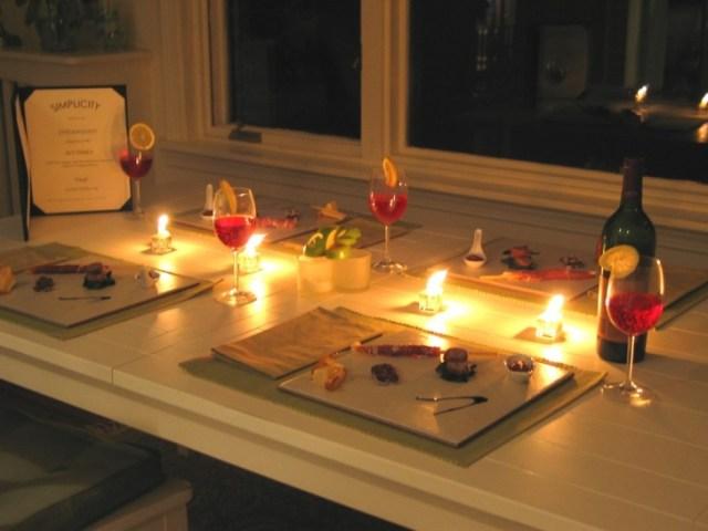 make your date memorable