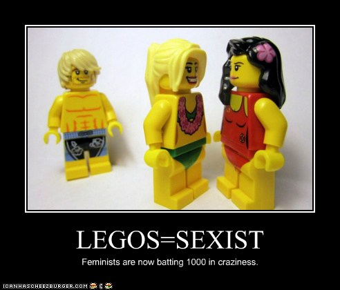 LEGOS=SEXIST