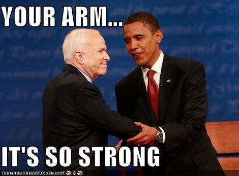 Your Arm It S So Strong Cheezburger Funny Memes Funny
