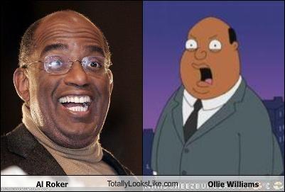 Al Roker Totallylookslike Com Ollie Williams Cheezburger Funny