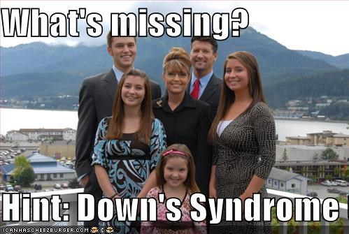 When You Supposed To Be The Only Girl With Down Syndrome At The