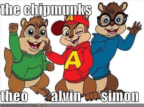 Chipmunk Meme Generator Imgflip