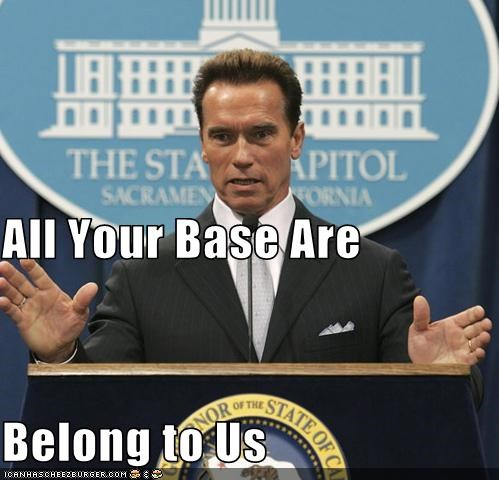 All Your Base Are Belong To Us Boss Cat Quickmeme