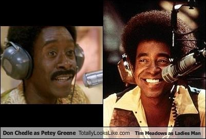 Don Chedle As Petey Greene Totally Looks Like Tim Meadows As
