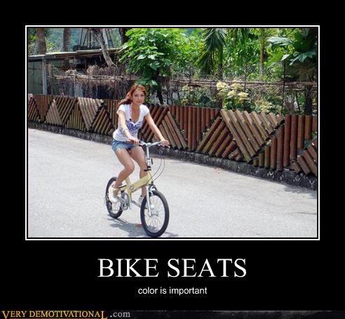 That S A Bike Seat Very Demotivational Demotivational